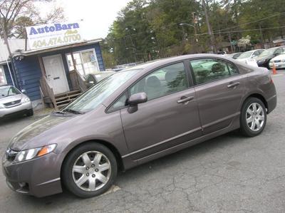 Used 2011 Honda Civic LX