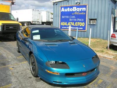 Used 1994 Chevrolet Camaro Z28