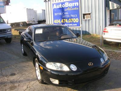 Used 1995 Lexus SC 400
