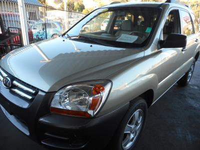 Used 2008 Kia Sportage LX