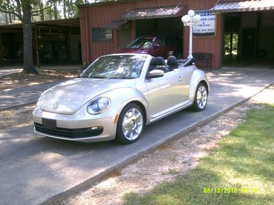 Used 2013 Volkswagen Beetle 2.5L Fender Edition