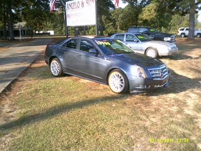 2011 Cadillac CTS 3.6 L