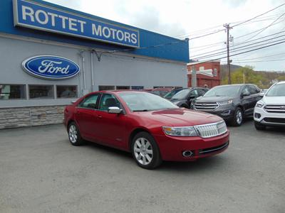 Used 2008 Lincoln MKZ