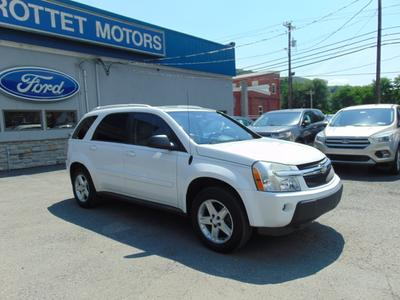 Used 2005 Chevrolet Equinox LT