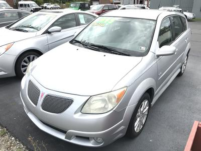 Used 2006 Pontiac Vibe Base