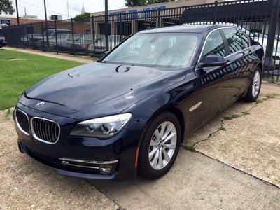 Used 2015 BMW 740 i