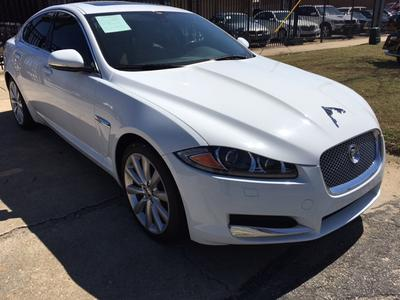 Used 2013 Jaguar XF SC
