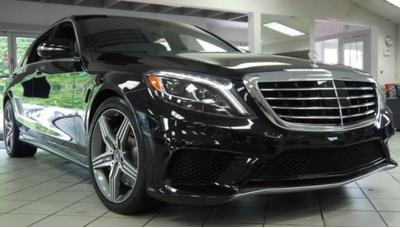 Used 2015 Mercedes-Benz S 63 AMG