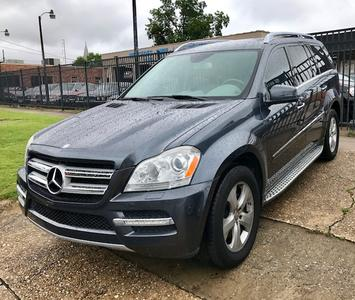 Used 2012 Mercedes-Benz GL 450 4MATIC