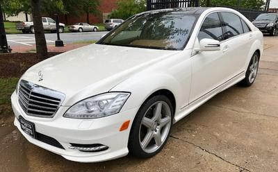 Used 2013 Mercedes-Benz S 550