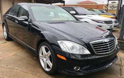Used 2009 Mercedes-Benz S 550