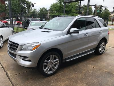 Used 2014 Mercedes-Benz ML 350