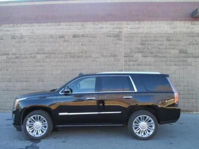 New 2016 Cadillac Escalade Platinum