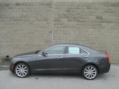 New 2015 Cadillac ATS 2.0L Turbo Luxury