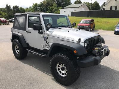 Used 2010 Jeep Wrangler Sport
