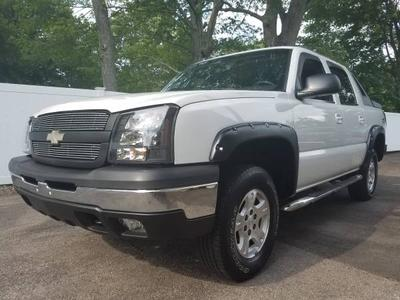 Used 2004 Chevrolet Avalanche 1500