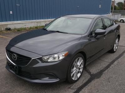 Used 2015 Mazda Mazda6 i Touring