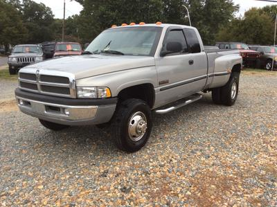 Used 1999 Dodge Ram 3500 Laramie Quad Cab DRW