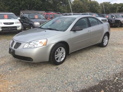 Used 2005 Pontiac G6 Base
