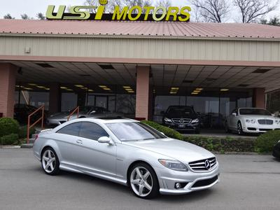 Used 2008 Mercedes-Benz CL63 AMG