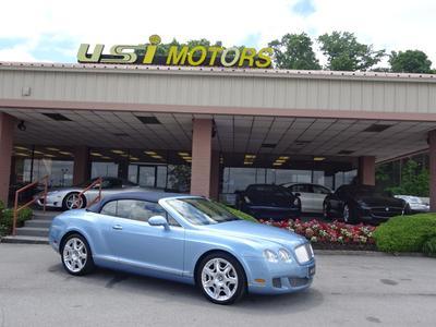 Used 2010 Bentley Continental GTC