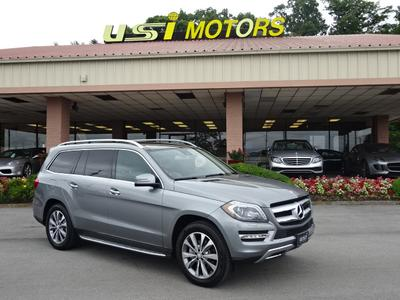 Used 2014 Mercedes-Benz GL 450 4MATIC