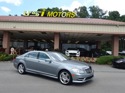 Used 2013 Mercedes-Benz S 550 4MATIC