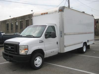 Used 2008 Ford E350 Super Duty Cargo