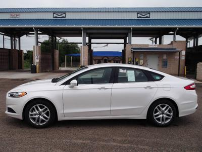 New 2015 Ford Fusion SE