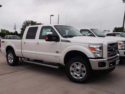 New 2015 Ford F-250 Lariat