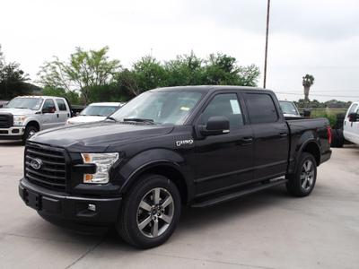 New 2015 Ford F-150 XLT