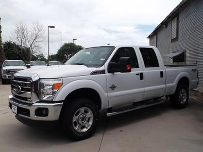 New 2015 Ford F-250 XLT