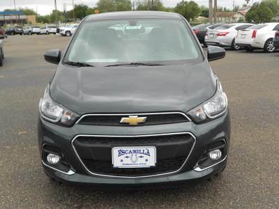 New 2017 Chevrolet Spark 1LT