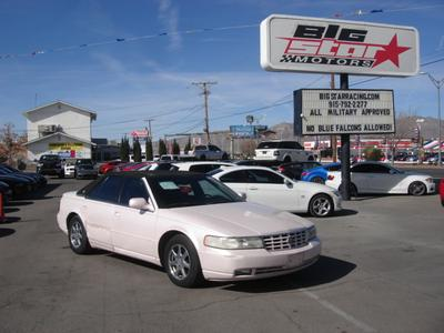 Used 1999 Cadillac Seville STS