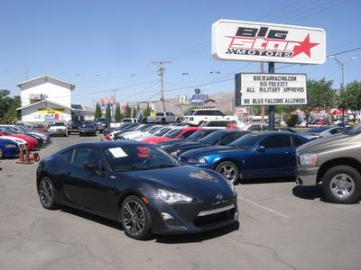 Used 2014 Scion FR-S Base