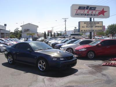 Used 2004 Ford Mustang SVT Cobra