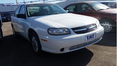 Used 2003 Chevrolet Malibu Base