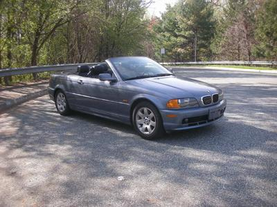 Used 2000 BMW 323 Ci