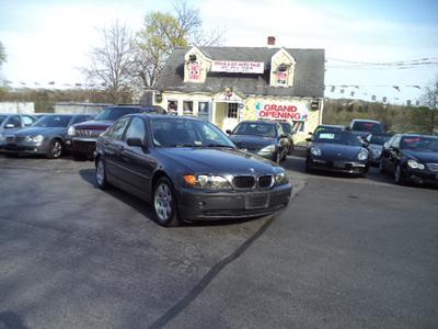 Used 2002 BMW 325 i