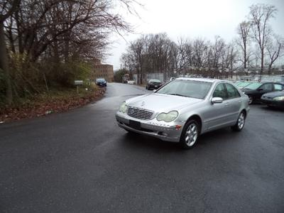 Used 2003 Mercedes-Benz C320