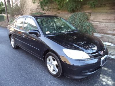 Used 2005 Honda Civic EX