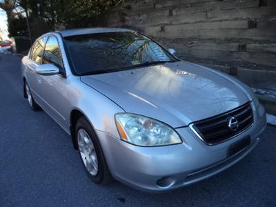 Used 2004 Nissan Altima 2.5 S
