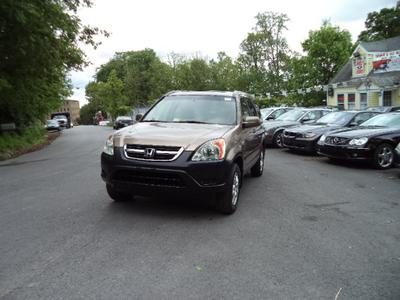 Used 2004 Honda CR-V EX