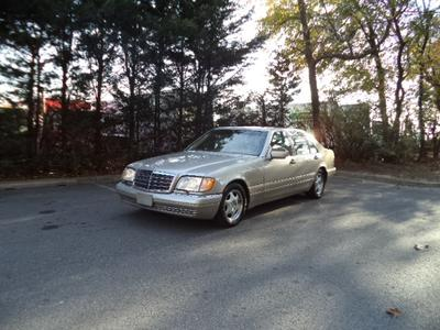 Used 1999 Mercedes-Benz