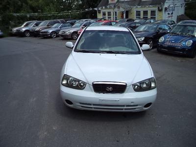 Used 2003 Hyundai Elantra GLS
