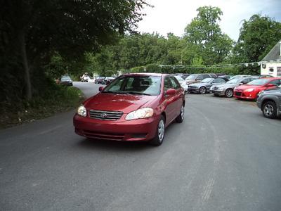 Used 2004 Toyota Corolla LE