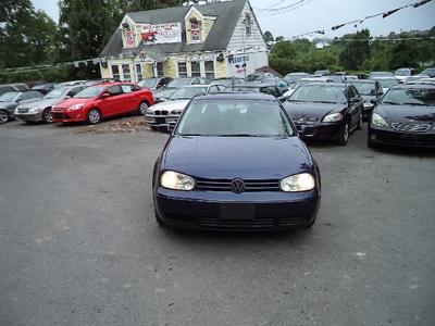 Used 2002 Volkswagen Golf GLS