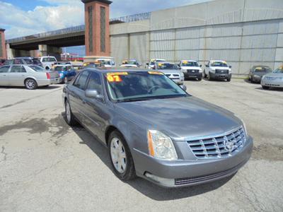 Used 2007 Cadillac DTS Luxury