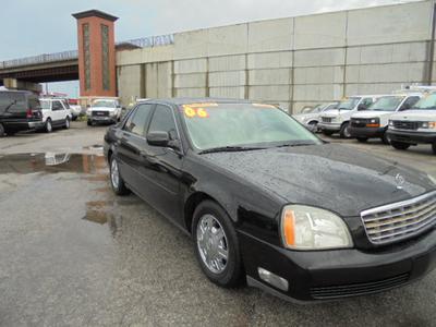 Used 2003 Cadillac DeVille Base