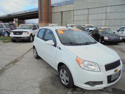 Used 2011 Chevrolet Aveo LT